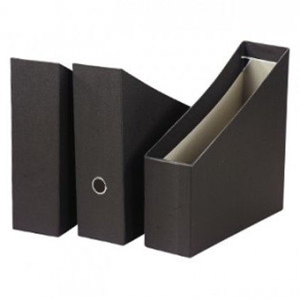Black Catalog Boxes