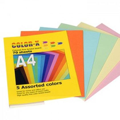 בריסטול A4 צבעוני
