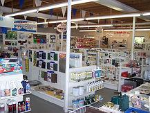 Parts and accessories store