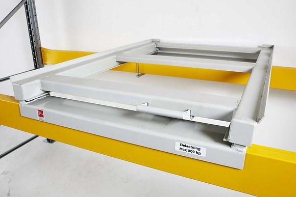 Beam model 600 kg. / 1.300 lb