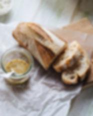 Rustic Bread Loaf