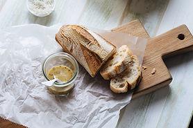소박한 빵 빵