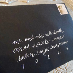 Mary Catherine Calligraphy & Design