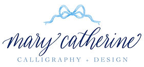 Mary Catherine Banner Logo Navy Bow.jpg