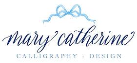 Mary Catherine Banner Logo Navy Bow.jpg