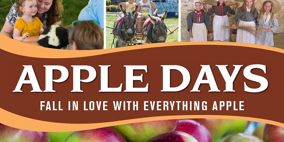 Apple Days (DOG FRIENDLY!)