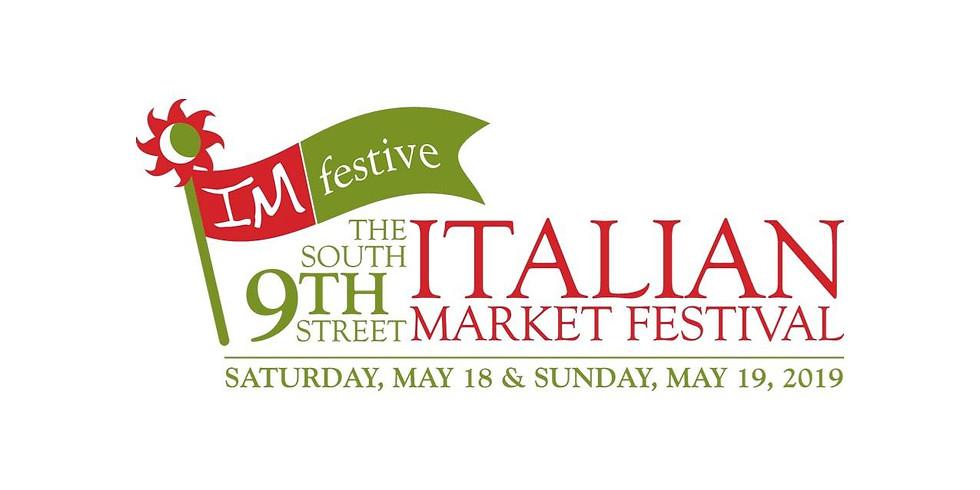 Italian Market Festival (DOG FRIENDLY!)