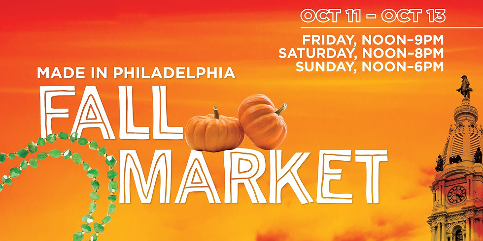 Made in Philly Fall Market