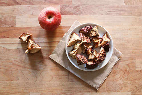 Dehydrated Apple Pieces
