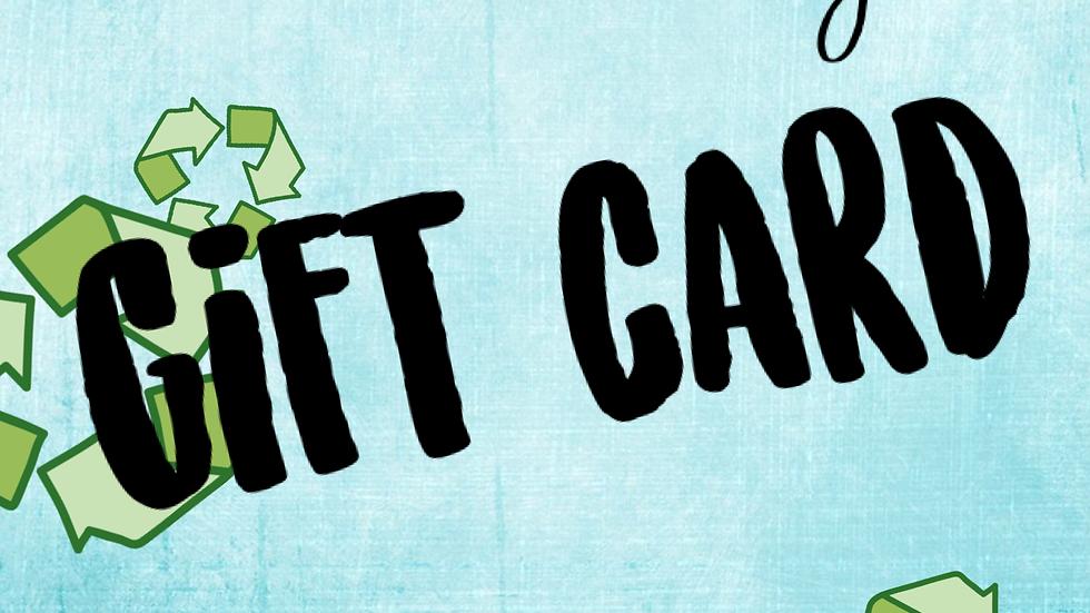 Piggyback Treats Gift Card