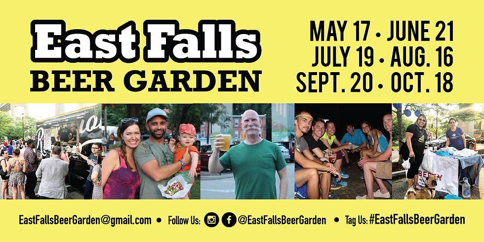 East Falls Beer Garden