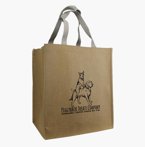Treat Sustainably Washable Kraft Paper Shopping Bag