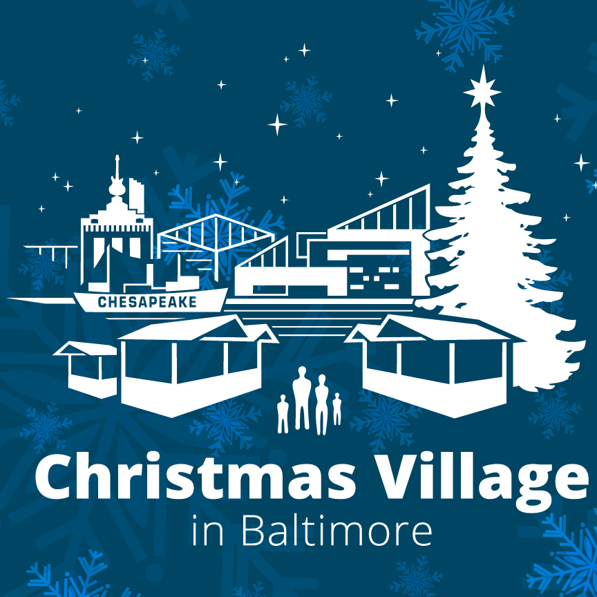 Christmas Village in Baltimore - (DOG FRIENDLY)