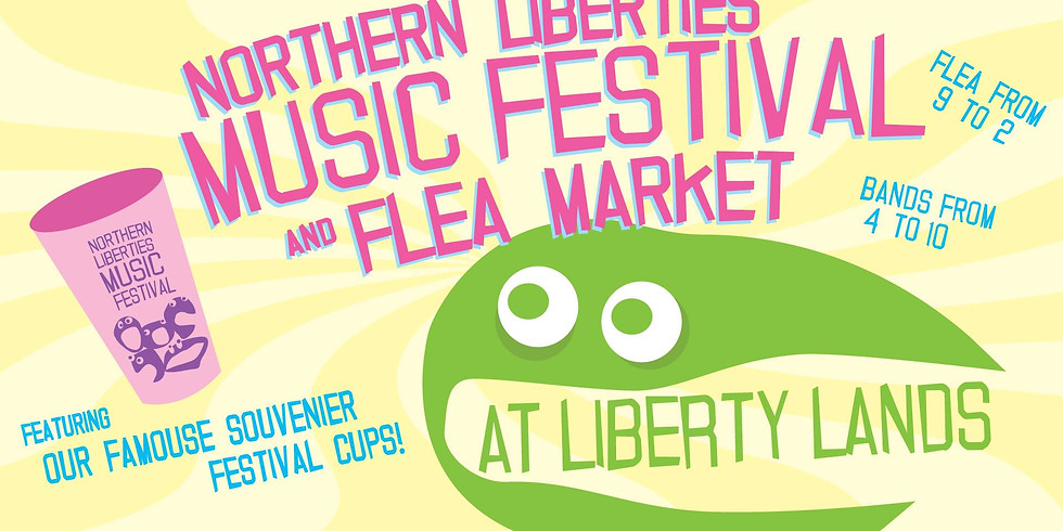 Northern Liberties Music Festival and Flea Market
