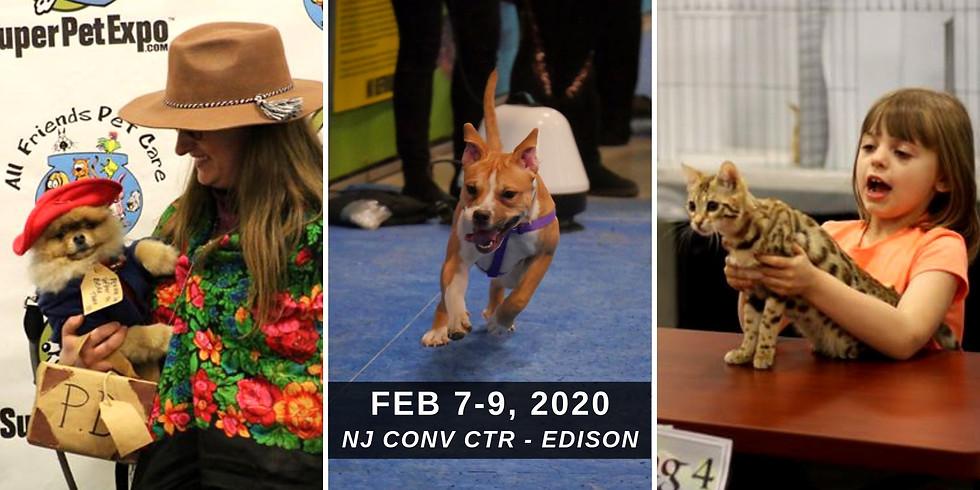 Super Pet Expo Edison 2020
