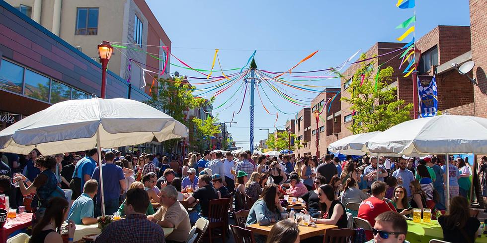 TENTATIVE! 6th Annual South Street Spring Festival