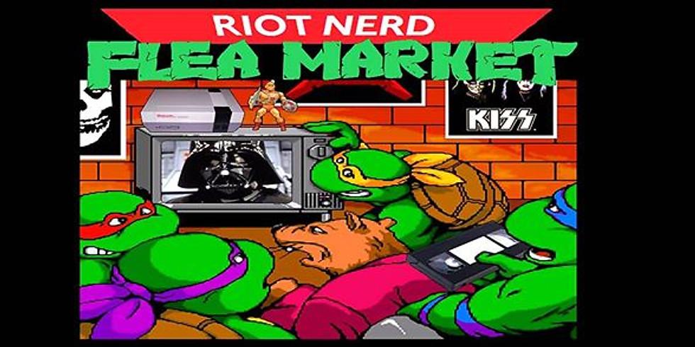Riot-Nerd at Warehouse on Watts