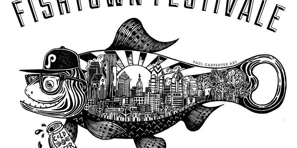 Fishtown Flea at FestivAle
