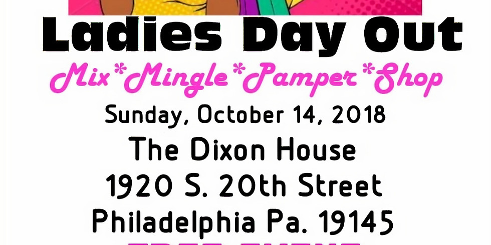 Ladies Day Out Mix*Mingle*Pamper*Shop