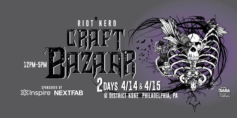 Riot Nerd Craft Bazaar