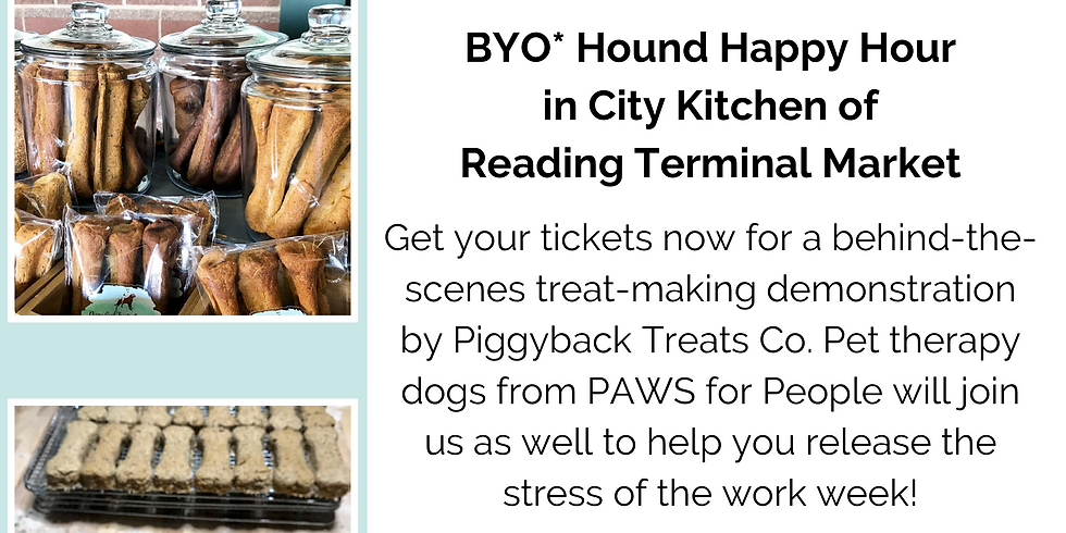 Doggo Yappy Hour (Not Pet Friendly, BUT There Will Be Therapy Dogs There!)