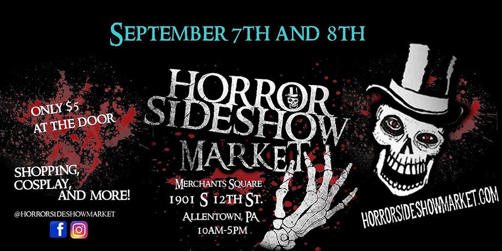 Horror Side Show Market