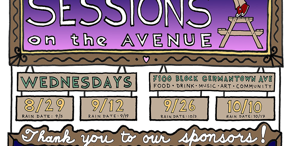 Supper Sessions in Mt. Airy
