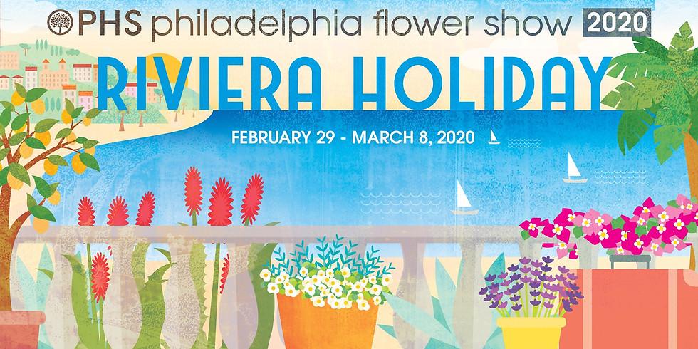 Philadelphia Flower Show 2020