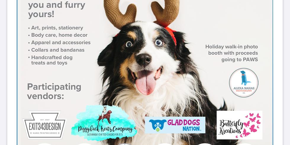 Holiday Market at Opportunity Barks (DOG FRIENDLY)