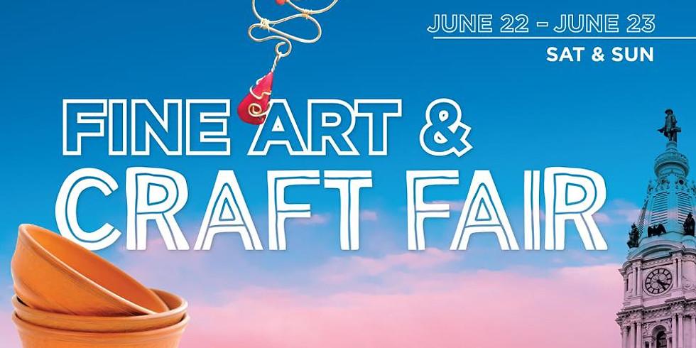 Dilworth Park Fine Art & Craft Fair