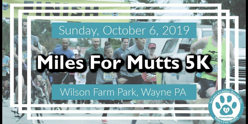Miles 4 Mutts