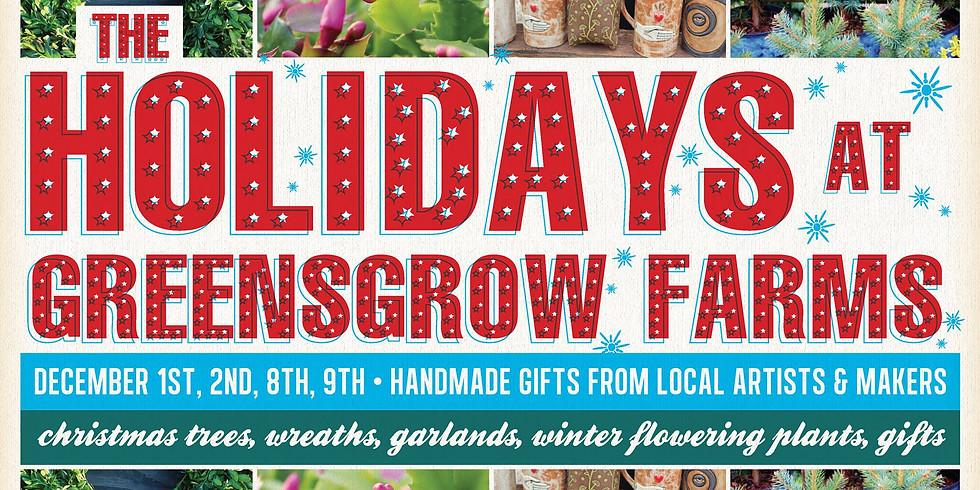 Holiday Bazaar at Greensgrow Farms (DOG FRIENDLY!)