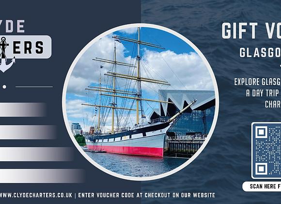 Glasgow Tour | Digital Gift Voucher