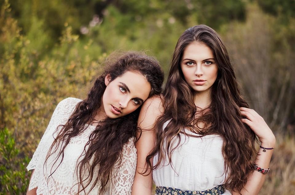 Becca and Sarah