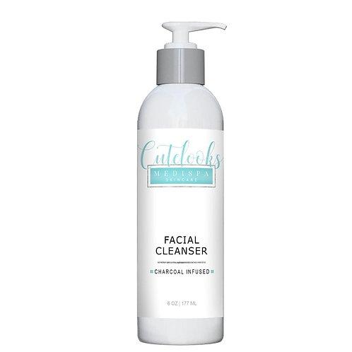 Facial Cleanser | Charcoal & Green Tea