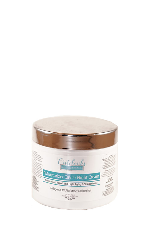PMoisturizer Caviar Night Cream 4oz
