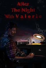 Poster - After the Night with Valerie