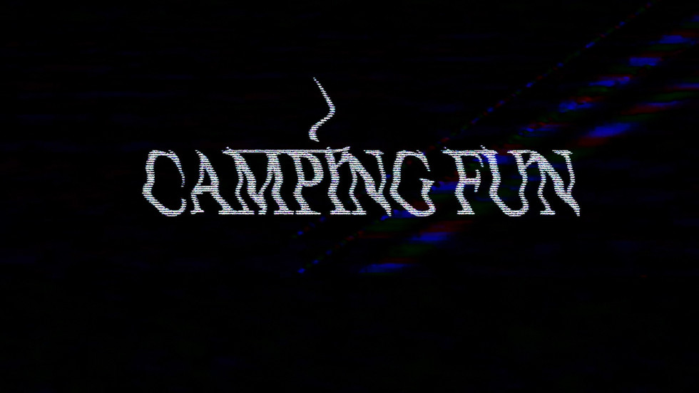 Title Card - Camping Fun (2020)