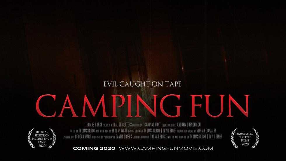 Banner - Camping Fun (2020)