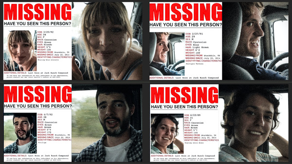 Missing Persons (ongoing)