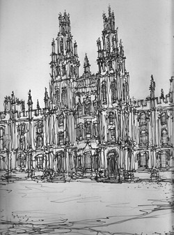 All Souls College.