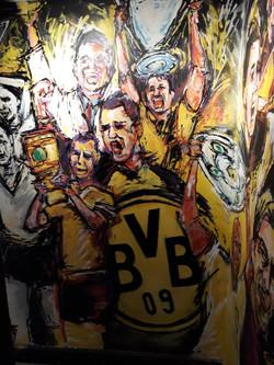 BVB 09 LOG CUPS