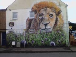 MAGDELEN RD LION
