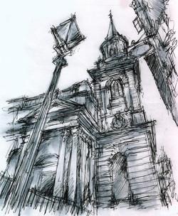 Lincoln College Turl Street,