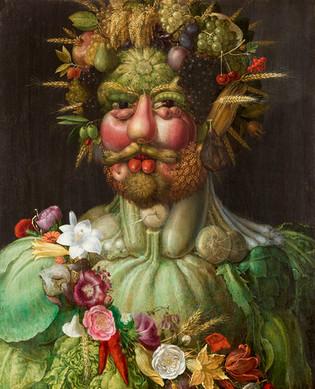 Rudolf II - Vertumnus