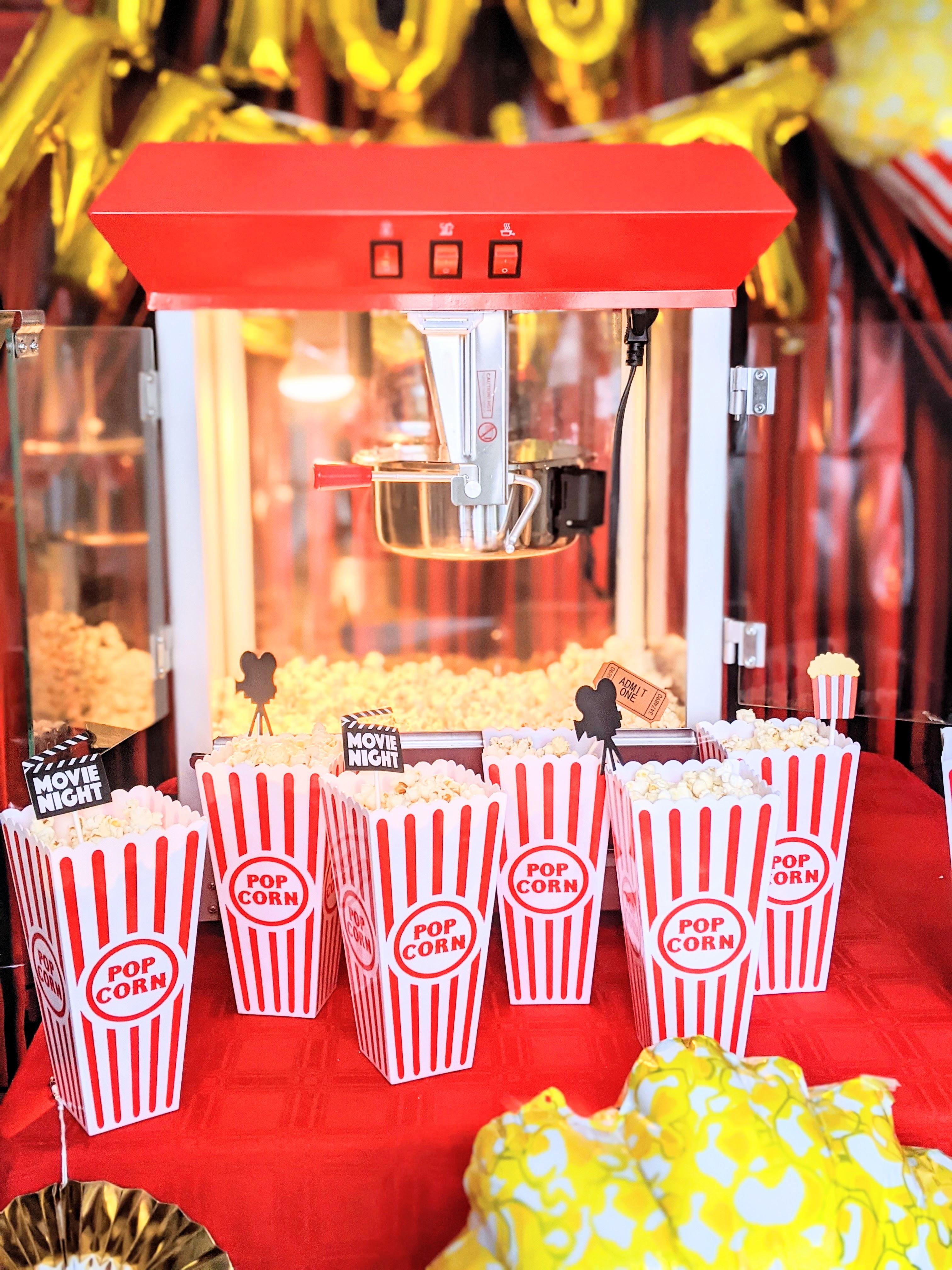 Popcorn Machine Rental Madison, WI