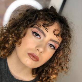 Bridal Glamour Makeup