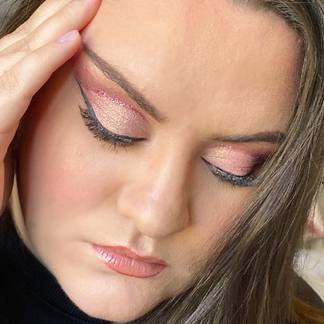 Pink Occasion Makeup