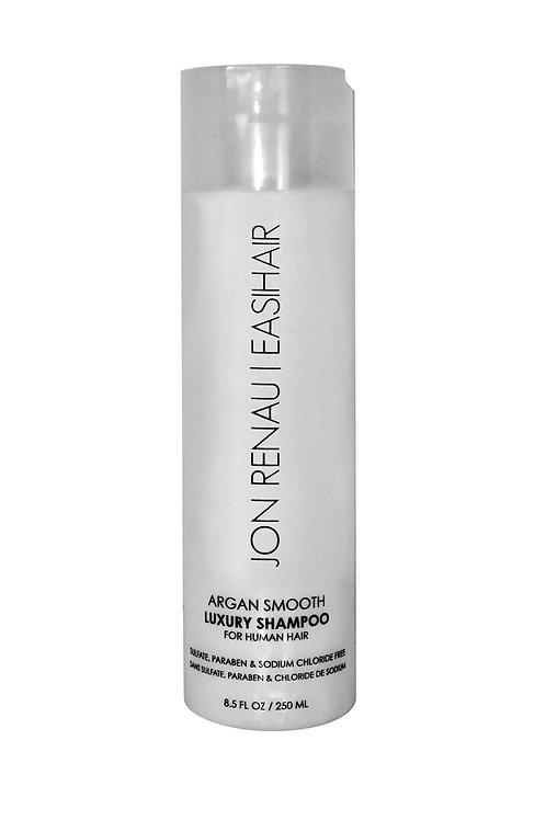 Argan Smooth Luxury Shampoo For Human Hair