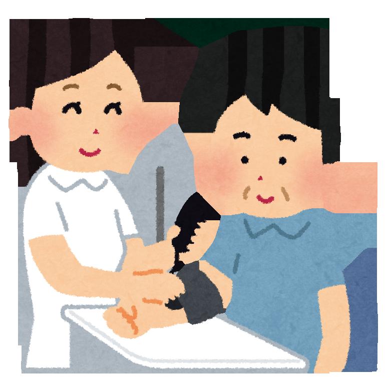 1.健康状態の確認や内服管理